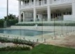 Frameless glass Temporary Fencing Suppliers