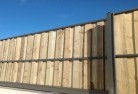 Antonymyre Lap and cap timber fencing 1