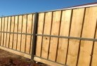 Antonymyre Lap and cap timber fencing 4