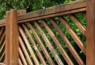 Antonymyre Timber fencing 7