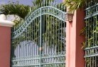 Antonymyre Wrought iron fencing 12