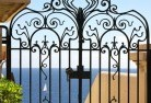 Antonymyre Wrought iron fencing 13