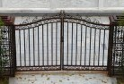 Antonymyre Wrought iron fencing 14
