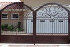 Antonymyre Wrought iron fencing 2