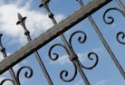Antonymyre Wrought iron fencing 6