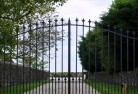 Antonymyre Wrought iron fencing 9